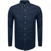 Product Image for Ralph Lauren Long Sleeved Oxford Shirt Navy