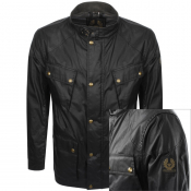 Product Image for Belstaff Fieldmaster Waxed Jacket Black