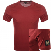 Product Image for Belstaff New Thom T Shirt Red