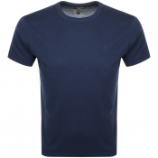 Product Image for Belstaff Short Sleeve T Shirt Navy