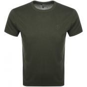 Product Image for Belstaff Short Sleeve T Shirt Khaki