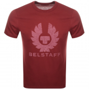 Product Image for Belstaff Coteland T Shirt Red
