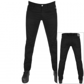 Replay Anbass Slim Fit Jeans Black