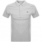 Product Image for Lacoste Sport Polo T Shirt Grey