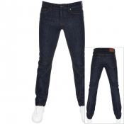 Product Image for BOSS HUGO BOSS Delaware 3 Jeans Navy