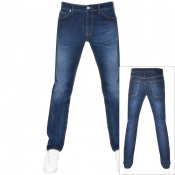 BOSS HUGO BOSS Maine 3 Jeans Blue