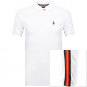 Product Image for Luke 1977 Morgan Polo T Shirt White