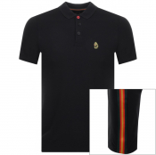 Product Image for Luke 1977 Morgan Polo T Shirt Black