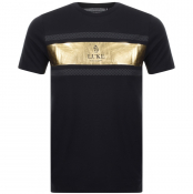 Luke 1977 9 Carat Logo T Shirt Black