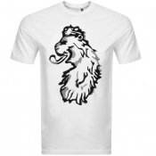 Product Image for Luke 1977 Amazing Flocker LogoT Shirt White