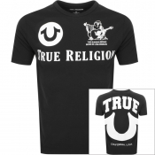 True Religion Buddha T Shirt Black