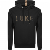 Product Image for Luke 1977 22 Carat Hoodie Black