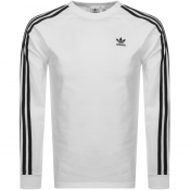 Product Image for adidas Originals Long Sleeve T Shirt White