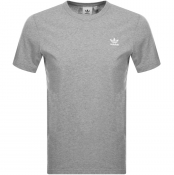 adidas Originals Essential T Shirt Grey