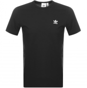 Adidas Originals Essential T Shirt Black