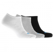 Product Image for adidas Originals Three Pack Trefoil Socks White