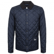 Product Image for Barbour Beacon Starling Quilted Jacket Navy
