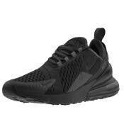 Product Image for Nike Air Max 270 Trainers Black