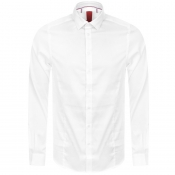 Luke 1977 Butchers Pencil 2 Shirt White