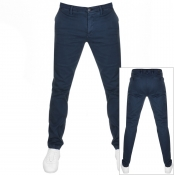 Product Image for Replay Zeumar Hyperflex Jeans Navy