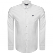 Barbour Beacon Seathwaite Shirt White