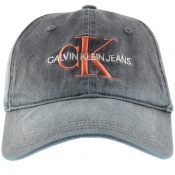 Product Image for Calvin Klein Jeans Monogram Logo Cap Blue