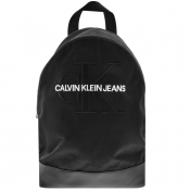 Product Image for Calvin Klein Jeans Monogram Backpack Black