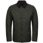 Product Image for Barbour Liddesdale Heritage Quilted Jacket Green