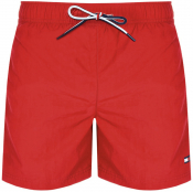 Tommy Hilfiger Swim Shorts Red