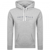 Product Image for Jack Wills Batsford Popover Hoodie Grey