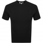 Product Image for MCQ Alexander McQueen Crew T Shirt Black