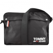 Tommy Jeans Cool City Crossbody Bag Black