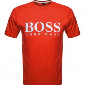 Product Image for BOSS Casual Teecher 4 T Shirt Orange