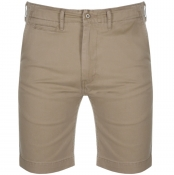 Levis 502 Regular Tapered Chino Shorts Beige