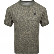 Product Image for Vivienne Westwood Small Orb T Shirt Green