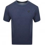 Product Image for Vivienne Westwood Small Orb T Shirt Blue