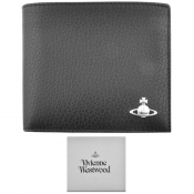 Product Image for Vivienne Westwood Milano Billfold Wallet Black