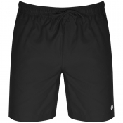 Fred Perry Textured Swim Shorts Black