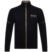 Product Image for BOSS Athleisure Skaz Full Zip Sweatshirt Black