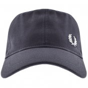 Product Image for Fred Perry Pique Classic Cap Navy