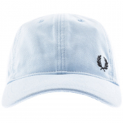 Product Image for Fred Perry Pique Classic Cap Blue