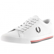 Product Image for Fred Perry Underspin Leather Trainers White