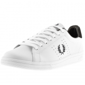 Product Image for Fred Perry B721 Leather Trainers White