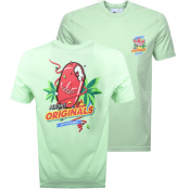 Product Image for adidas Originals Bodega Popsicle T Shirt Green