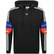 Product Image for adidas Originals Trefoil Logo Hoodie Black