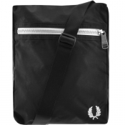 Fred Perry Side Bag Black