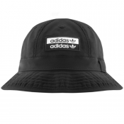 Product Image for adidas Originals Bucket Hat Black.