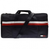 Product Image for Tommy Hilfiger Sports Tape Duffle Bag Navy