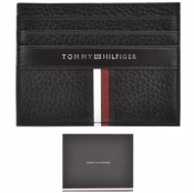 Tommy Hilfiger Corporate Card Holder Black
