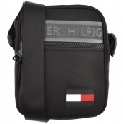 Tommy Hilfiger Reporter Shoulder Bag Black